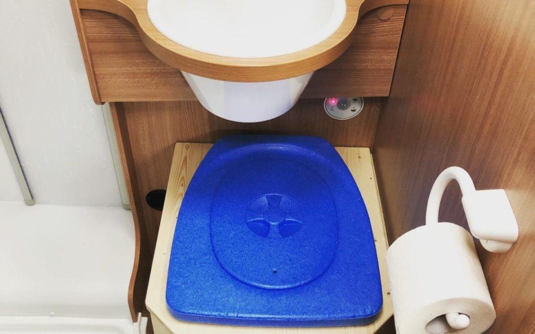 Trocken Trenn Toilette