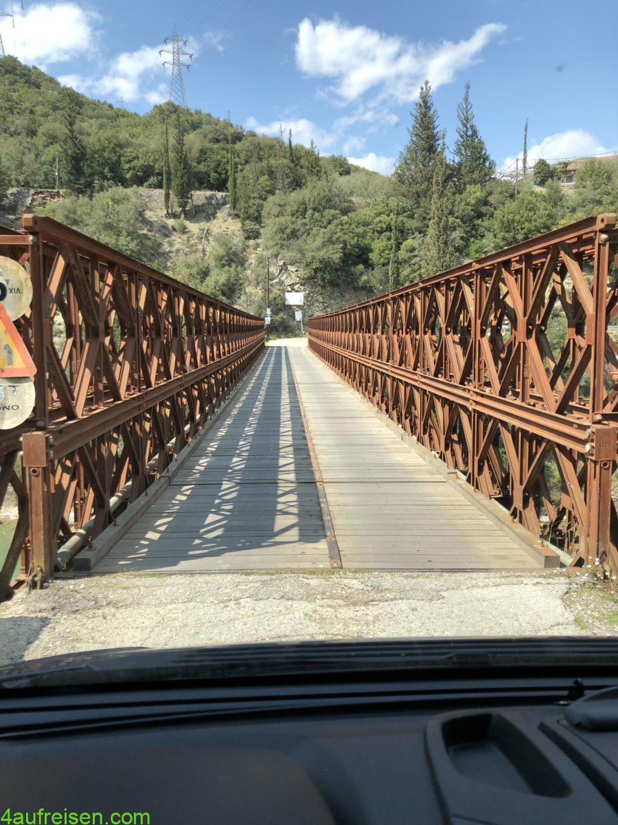 Geile Brücke.