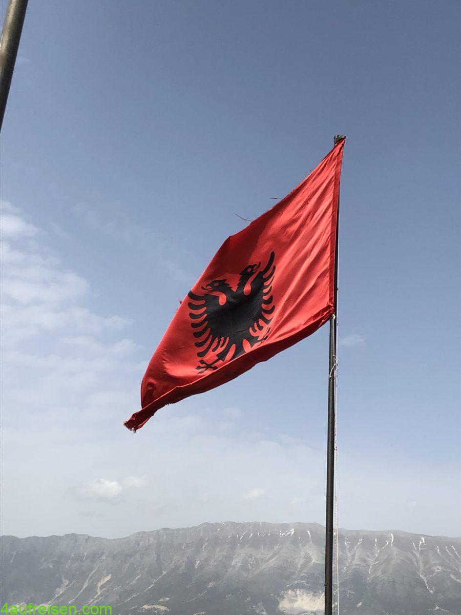 Albanien.