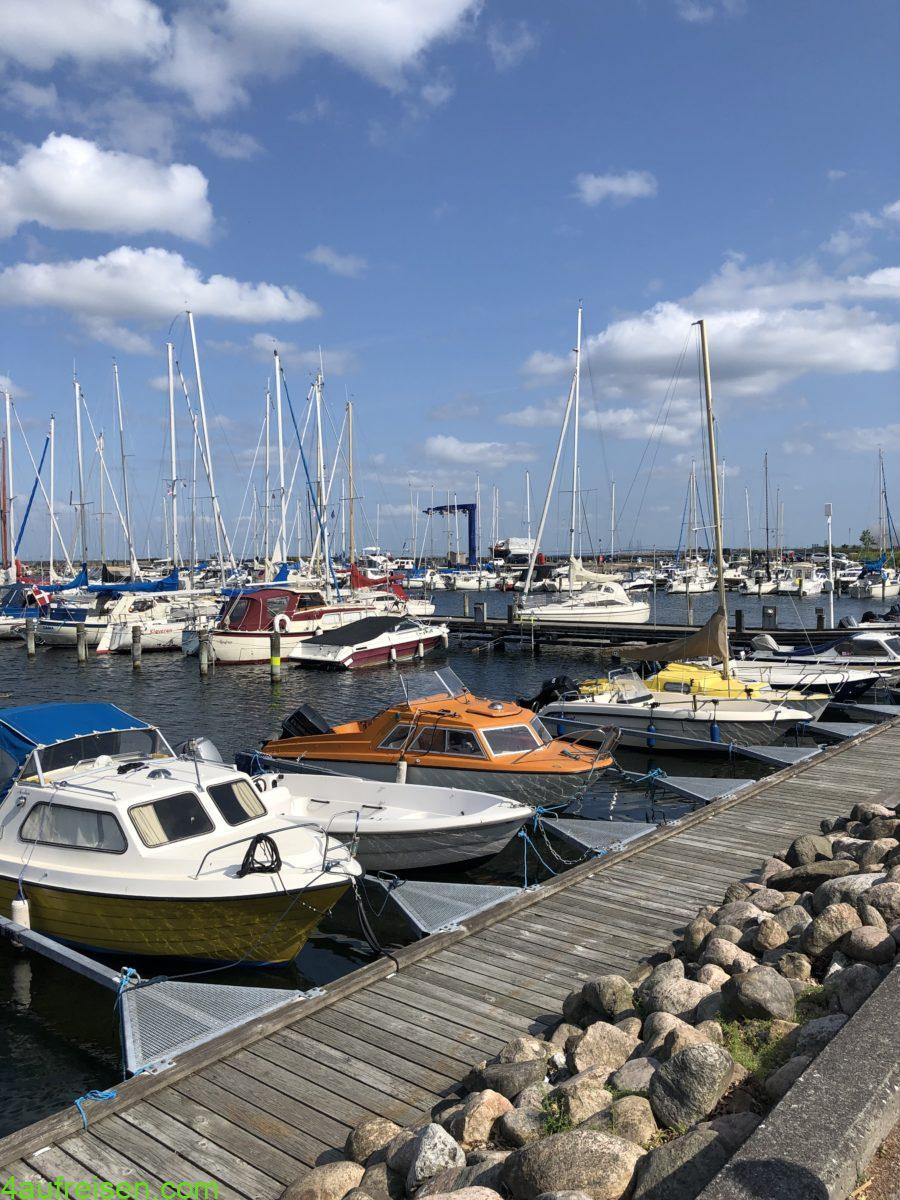 Hafen Kopenhagen.